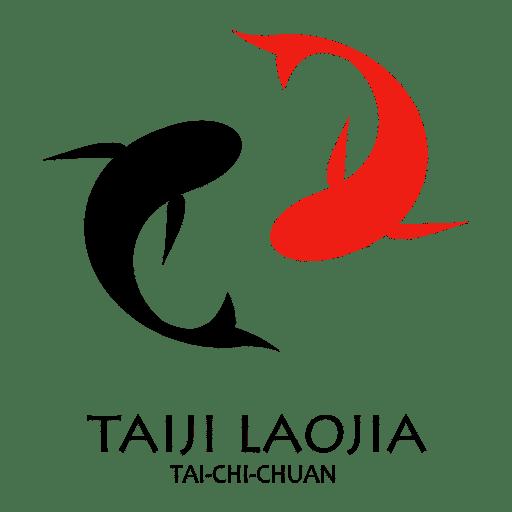 Logo poissons yin yang asso taiji laojia